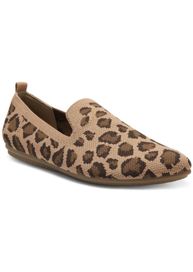 Vince Camuto Women's Fabeau Slip-On Washable Knit Flats Women's Shoes