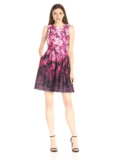 Vince Camuto Women's Fit-and-Flare Dress