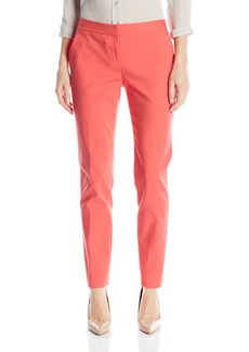 Vince Camuto Women's Front Zip Ankle Pant