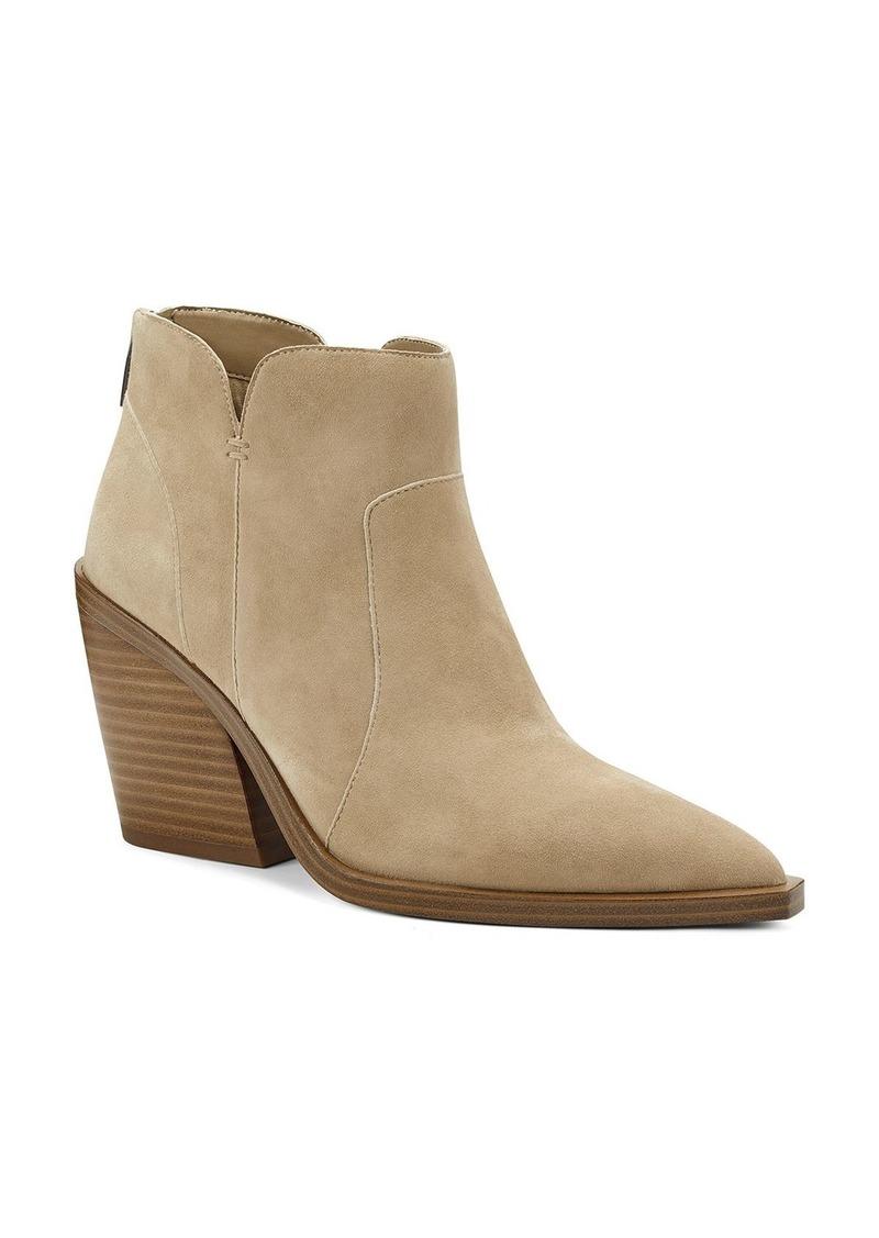 VINCE CAMUTO Women's Gradesha High Block Heel Booties