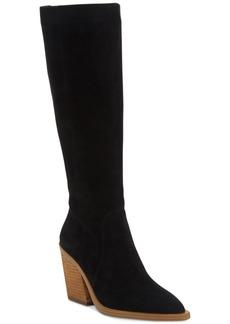 Vince Camuto Women's Gravana Western Boots Women's Shoes