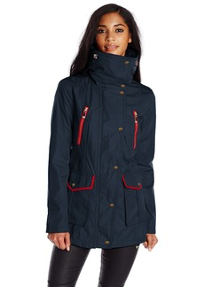 VINCE CAMUTO Women's Hooded Anorak Jacket
