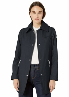 VINCE CAMUTO Women's Hooded Mid-Weight Jacket  L