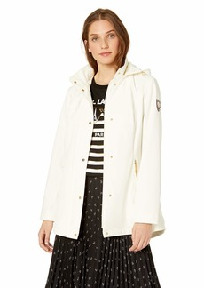 VINCE CAMUTO Women's Hooded Softshell Jacket  S