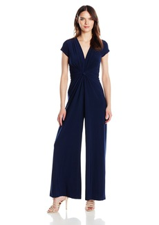 Vince Camuto Women's Ity V-Neck Jumpsuit