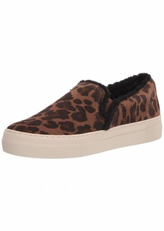 Vince Camuto Women's Katerinda Fur Lined Slip-on Sneaker