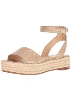 Vince Camuto Women's Kathalia Espadrille Wedge Sandal  7 Medium US