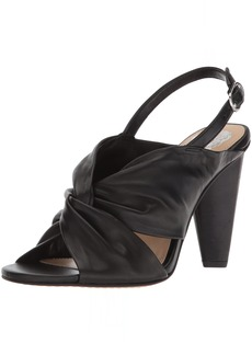 Vince Camuto Women's Kattie Heeled Sandal  7.5 Medium US