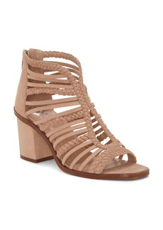 VINCE CAMUTO Women�s Kestal Leather High-Heel Sandals