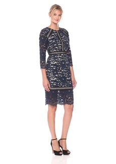 Vince Camuto Women's Lace Bodycon Dress