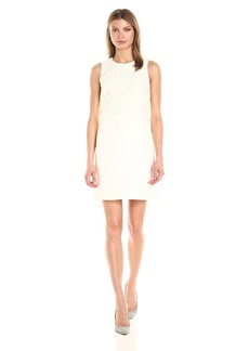 Vince Camuto Women's Lace Popover Shift Dress