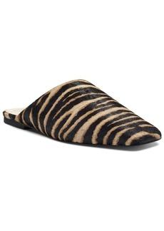 Vince Camuto Women's Larsina Square-Toe Mules Women's Shoes