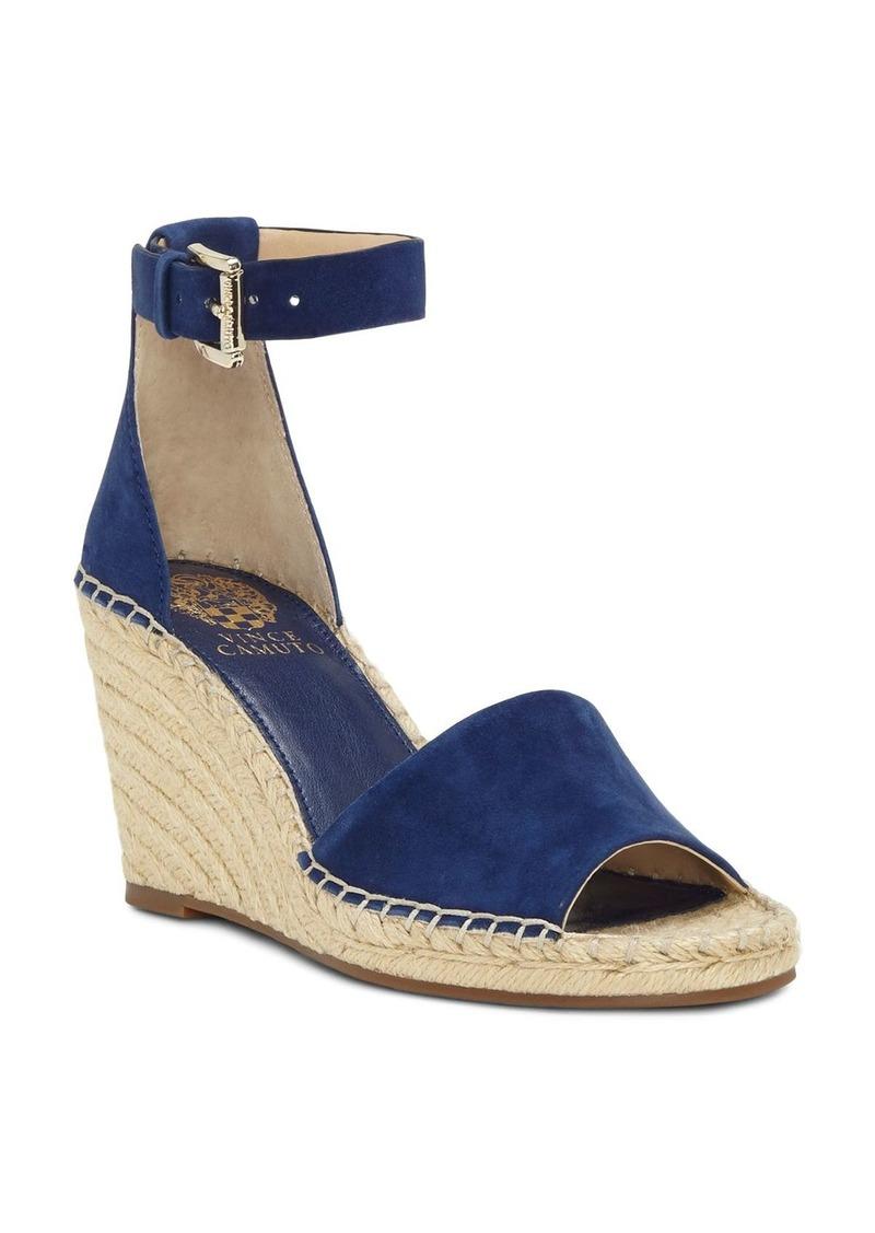 583d81892d9 Women's Leera Suede Espadrille Wedge Sandals
