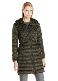 Vince Camuto Women's Lightweight Down Coat  X-Large