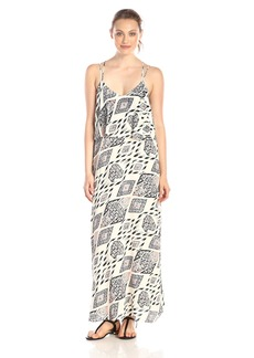 Vince Camuto Women's Marrakesh Tapestry Maxi Dress