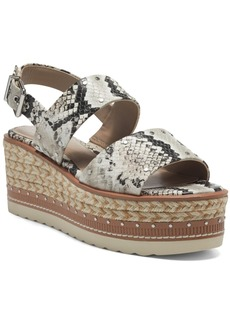Vince Camuto Women's Marsa Flatform Wedges Women's Shoes