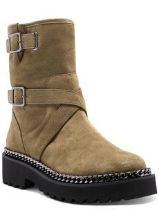 Vince Camuto Women's Messtia Buckle Lug Sole Booties Women's Shoes