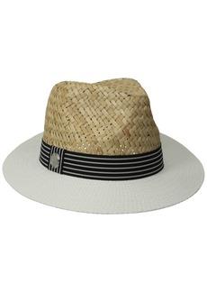 Vince Camuto Women's Nautical Panama Hat