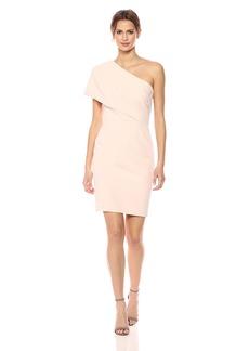 Vince Camuto Women's One Shoulder Bodycon Dress