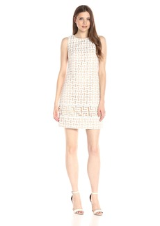 Vince Camuto Women's Organza Shift Dress