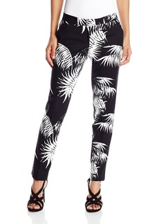 Vince Camuto Women's Palm Silhouette Ankle Pant