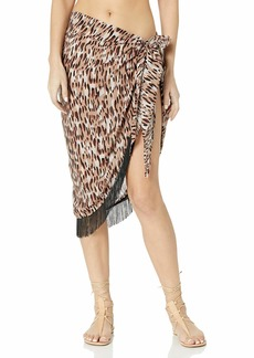 Vince Camuto Women's Pareo Cover Up