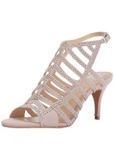 Vince Camuto Women's PATINKA Heeled Sandal   Medium US