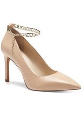 Vince Camuto Women's Peddya Ankle Chain Pumps Women's Shoes