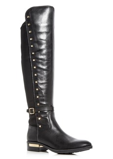 VINCE CAMUTO Women's Pelda Leather Boots