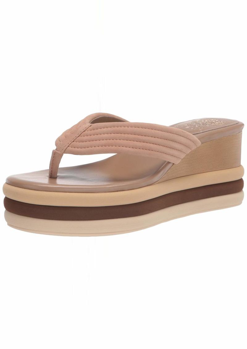 Vince Camuto Women's Perseena Wedge Sandal