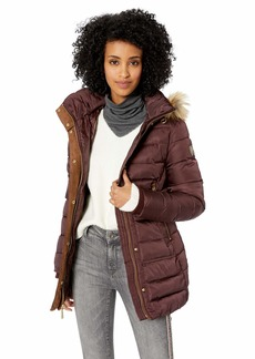 VINCE CAMUTO Women's Puffer Jacket  XSmall
