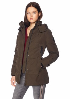 Vince Camuto Women's Quilted Down Jacket