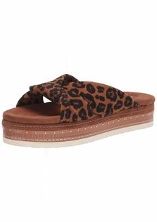 Vince Camuto Women's Rareden Platform Slide Sandal