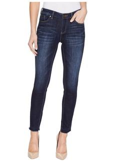 VINCE CAMUTO Women's Released Hem Five Pocket Skinny Jean