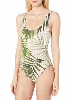 Vince Camuto Women's Rerversible One Piece Swimsuit