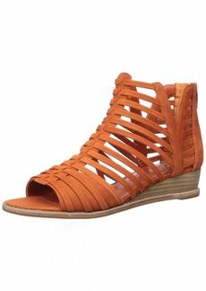 Vince Camuto Women's REVEY Wedge Sandal   Medium US