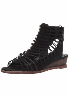 Vince Camuto Women's Romera Wedge Sandal   Medium US