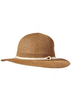 Vince Camuto Women's Rope Panama Hat