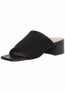 Vince Camuto Women's Salindera Block Heel Mule Heeled Sandal