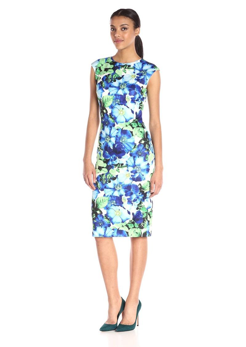 Vince Camuto Vince Camuto Women\'s Scuba Body Con Dress | Dresses