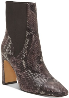 Vince Camuto Women's Seeana Chelsea Stretch Booties Women's Shoes