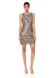 Vince Camuto Women's Sequin Shift Dress