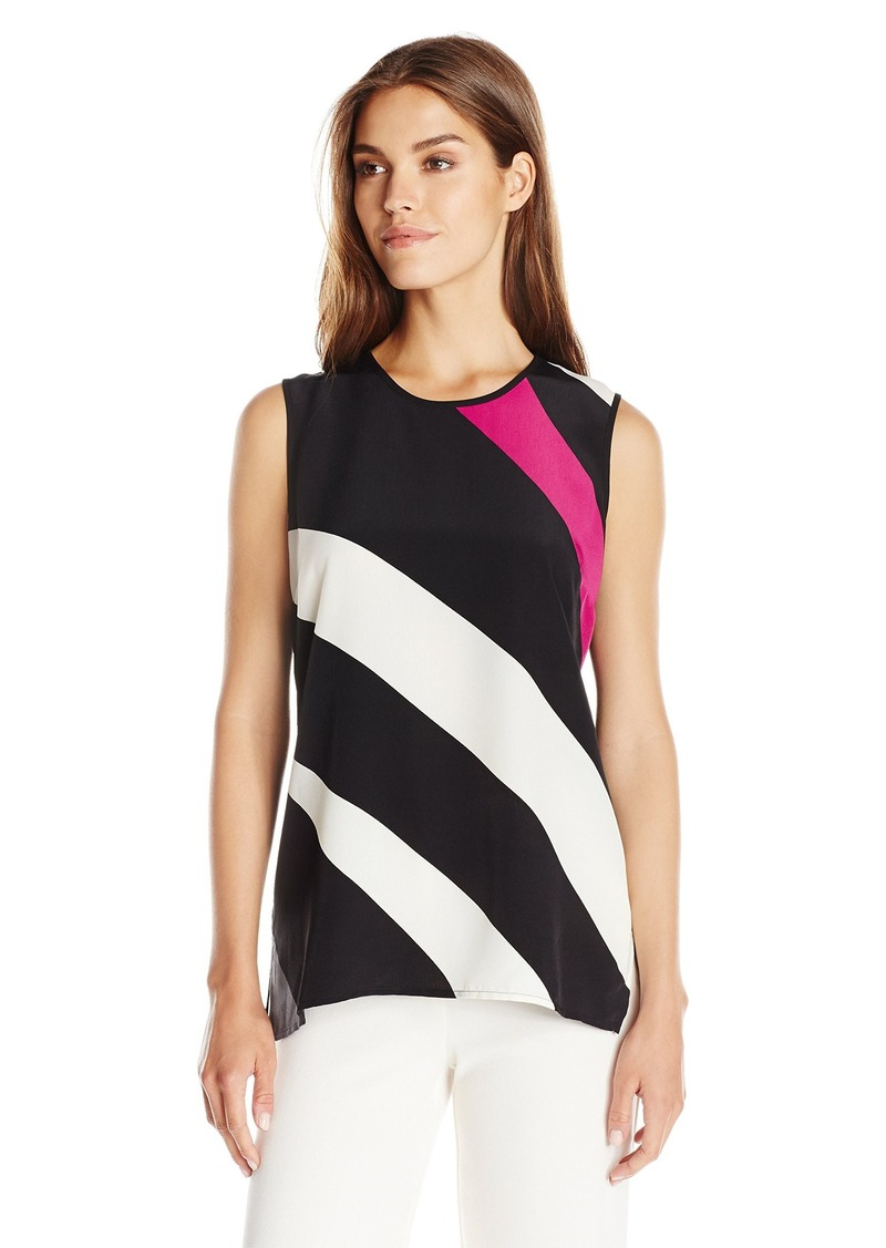 Vince camuto vince camuto women 39 s short sleeve contour for Vince tee shirts sale