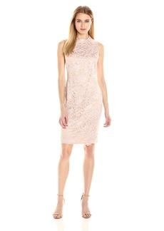 Vince Camuto Women's Sleeveless Bodycon Dress
