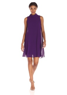 Vince Camuto Women's Sleeveless Flyaway Dress