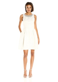 Vince Camuto Women's Sleeveless Party Dress