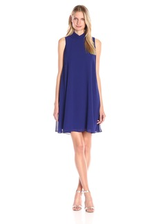 Vince Camuto Women's Sleeveless Trapeze Dress