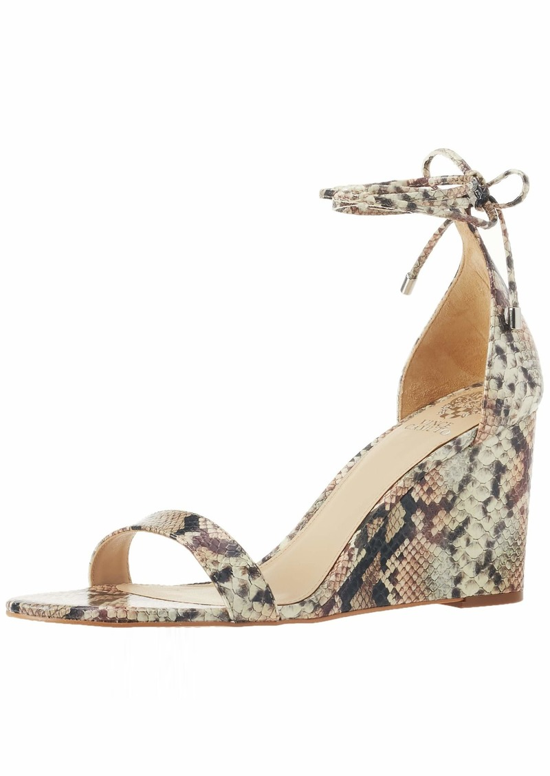 Vince Camuto Women's Stassia Wedge Sandal