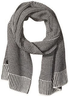 Vince Camuto Women's Variegated Stripe Scarf