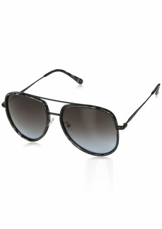 VINCE CAMUTO Women's VC838 Metal UV Protective Aviator Sunglasses | Wear Year-Round | Luxe Gifts for Women